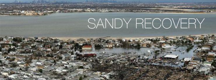 Hurricane Sandy Recovery Efforts