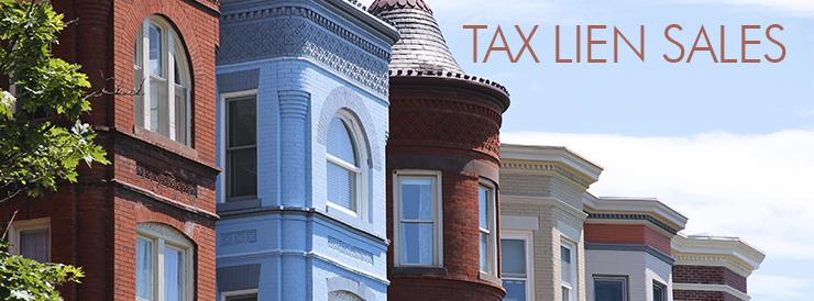 Tax Lien Sales