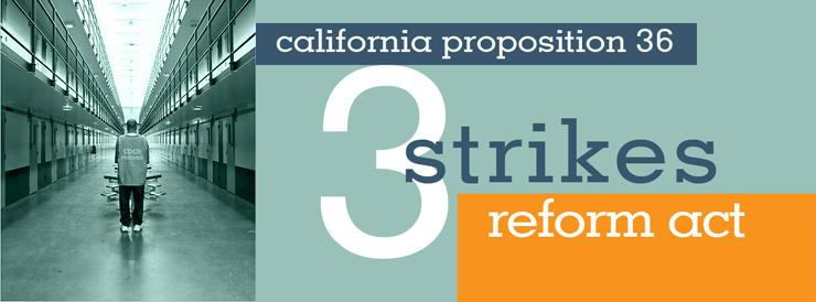 "Reforming California's ""Three Strikes"" Policy"
