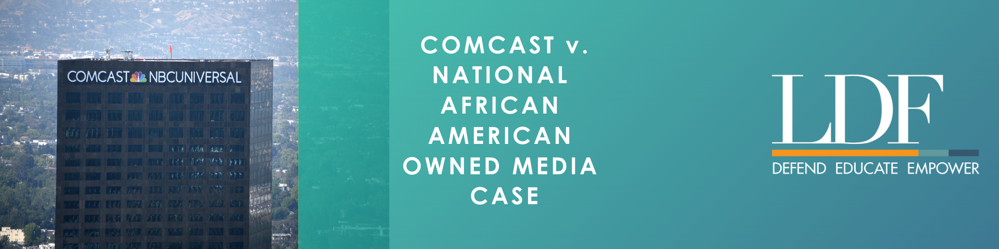 Comcast Corp. v. National Association of African American-Owned Media