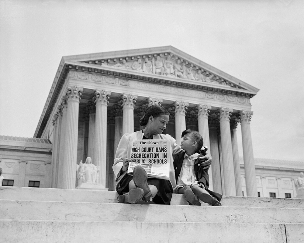 <i>Brown v. Board of Education</i> (1954)