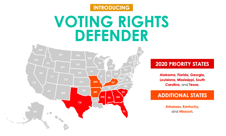 Voting Rights Defender