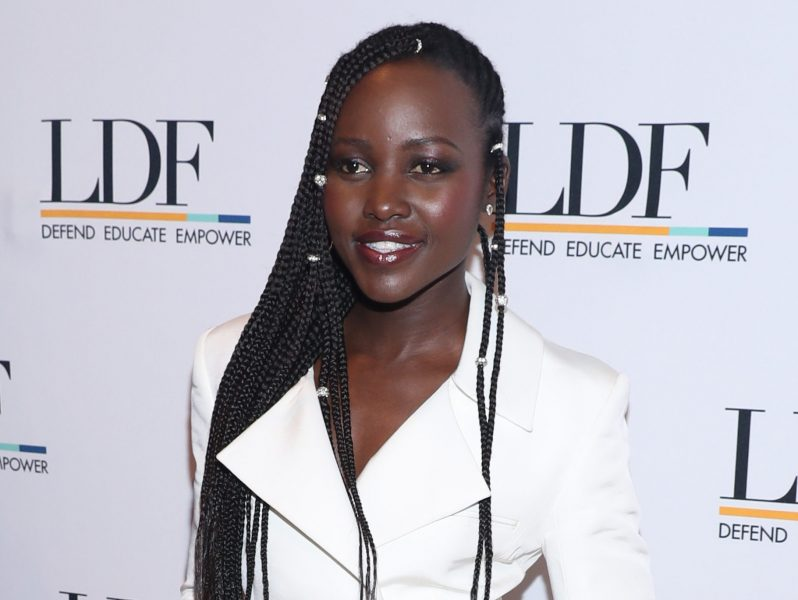 NEW YORK, NEW YORK - NOVEMBER 07: Lupita Nyong'o attends the NAACP LDF 33rd National Equal Justice Awards Dinner at Cipriani 42nd Street on November 07, 2019 in New York City. (Photo by Bennett Raglin/Getty Images for NAACP LDF)