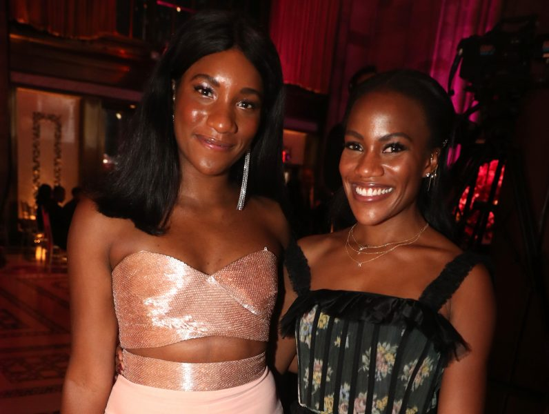 NEW YORK, NEW YORK - NOVEMBER 07: Danielle Prescod and Gabrielle Prescod attend the NAACP LDF 33rd National Equal Justice Awards Dinner at Cipriani 42nd Street on November 07, 2019 in New York City. (Photo by Johnny Nunez/Getty Images for NAACP LDF)