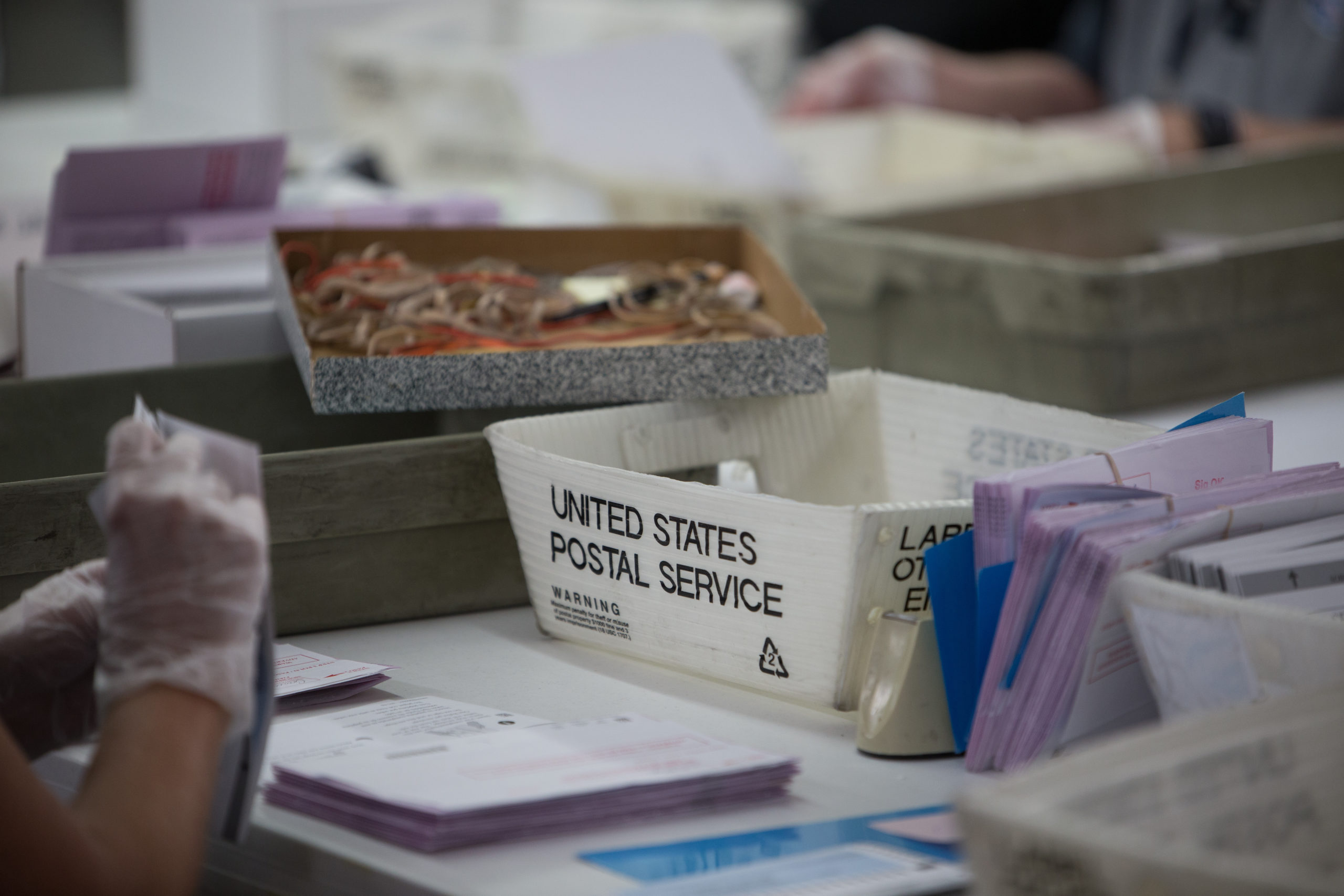 Important Facts About LDF's Case Against the United States Postal Service and the 2020 Elections