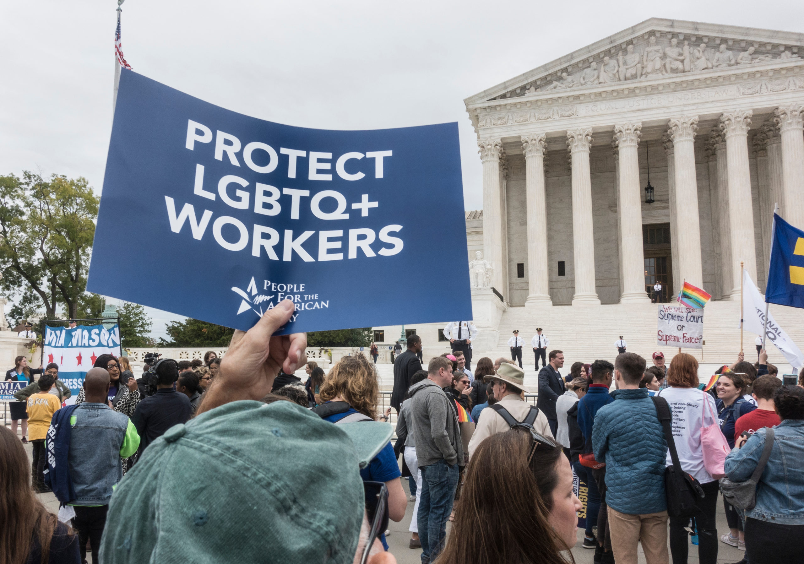 LGBTQ Workplace Discrimination
